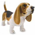 Basset Hound Dog Giant Stuffed Animal: 3+ Years
