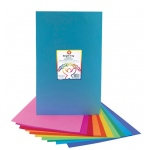 "Hygloss Mighty Brights Tag: Assorted Colors, 48 Count, 11""x17"""