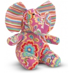 Beeposh Sally Elephant Stuffed Animal: 3+ Years
