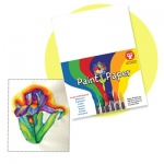 "Hygloss Paint Paper: 100 Sheets, 12"" x 18"""