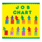 Hygloss Job Board or Attendance Chart Kit