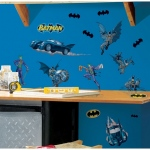 RoomMates Batman Gotham Guardian Wall Decals