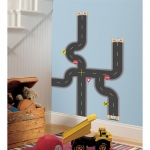 RoomMates Build A Road Wall Decals