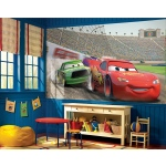 RoomMates Cars Extra Large Wall Mural 10.5' x 6'