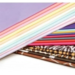 Hygloss Tissue Paper Assortments: Pastel Colors, 24 Sheets