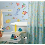 RoomMates Sea Creatures Wall Decals