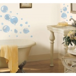 RoomMates Bubbles Wall Decals