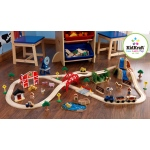 Kidkraft Farm Train Set: With its brightly colored pieces and close attention to detail, our Farm Train Set makes a great gift for any occasion.