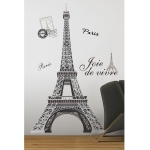 RoomMates Eiffel Tower Giant Wall Decals
