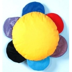 The Children's Factory Sensory Flower Pillow