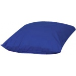 "The Children's Factory Square Floor Pillows: 27"", Blue"