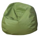 "The Children's Factory Round Bean Bag: 35"", Sage"