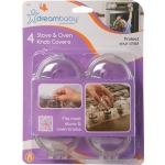 Dreambaby® Stove Knob Covers: Pack of 4