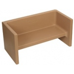 The Children's Factory Adapta-Bench: Almond