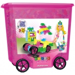 Clics Glitter Rollerbox: 800 Pieces