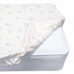Serta Perfect Balance Organic Crib Mattress Pad