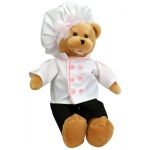 "19"" ""Auntie Pasta"" Chef Bear Sings ""That's Amore"""