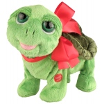 "12"" ""Flirtle Turtle"" Sings, ""Do You Love Me?"""