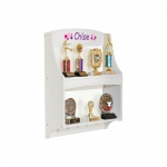 Guidecraft Expressions Trophy Rack White