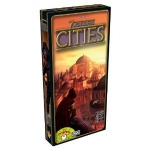 7 Wonders Cities Expansion Pack