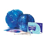 Blue Pint Size Play and Freeze Ice Cream Ball