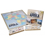 10 Days in Africa Board Game
