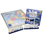10 Days in Europe Board Game