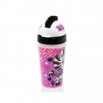 Zebra Hawk Sport Water Bottle