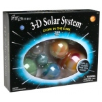 3-D Solar System, Glow In The Dark