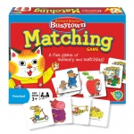 Busytown Matching Game