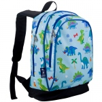 Wildkin Olive Kids Dinosaur Land Sidekick Backpack