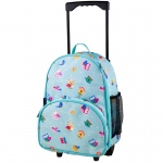 Wildkin Olive Kids Birdie Rolling Luggage