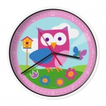 Wildkin Olive Kids Birdie Wall Clock