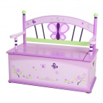 Wildkin Wildkin Sugar Plum Bench Seat w/ Storage