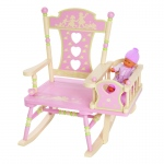 Wildkin Levels of Discovery Rock-A-My-Baby Wildkin Wildkin Rock-A-My-Baby Rocking Chair