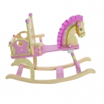 Wildkin Levels of Discovery Rock-A-My-Baby Wildkin Wildkin Rock-A-My-Baby Rocking Horse