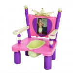 "Wildkin Wildkin Her Majesty's Throne ""Princess"" Potty Chair"
