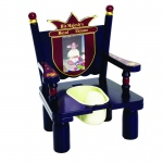 "Wildkin Wildkin His Majesty's Throne ""Prince"" Potty Chair"