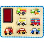 Puzzle Stampers People Movers