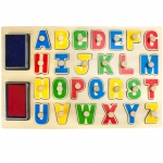 Puzzle Stampers Alphabet