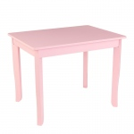 Kidkraft Avalon Table II - Pink: Sized perfectly for children