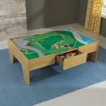 Kidkraft Wooden Train Play table