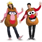 Disguise Mr. or Mrs. Potato Head Deluxe Adult Costume Standard (42-46)