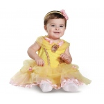 Disguise Beauty and the Beast - Belle Infant Costume Infant (12-18 Months)