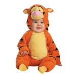 Disguise Disney Winnie the Pooh - Tigger Infant Costume 2T