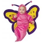 Rubie's Costumes Butterfly Bunting Costume 0-9 Months