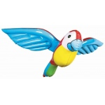 "Amscan 23"" Inflatable Parrot"
