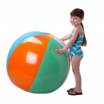 US Toy Inflatable Beach Ball 48""