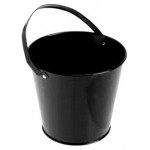 Metal Bucket - Blue