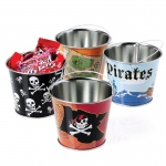 US Toy Mini Pirate Buckets